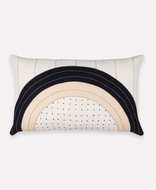 Anchal Project eclipse dot lumbar pillow