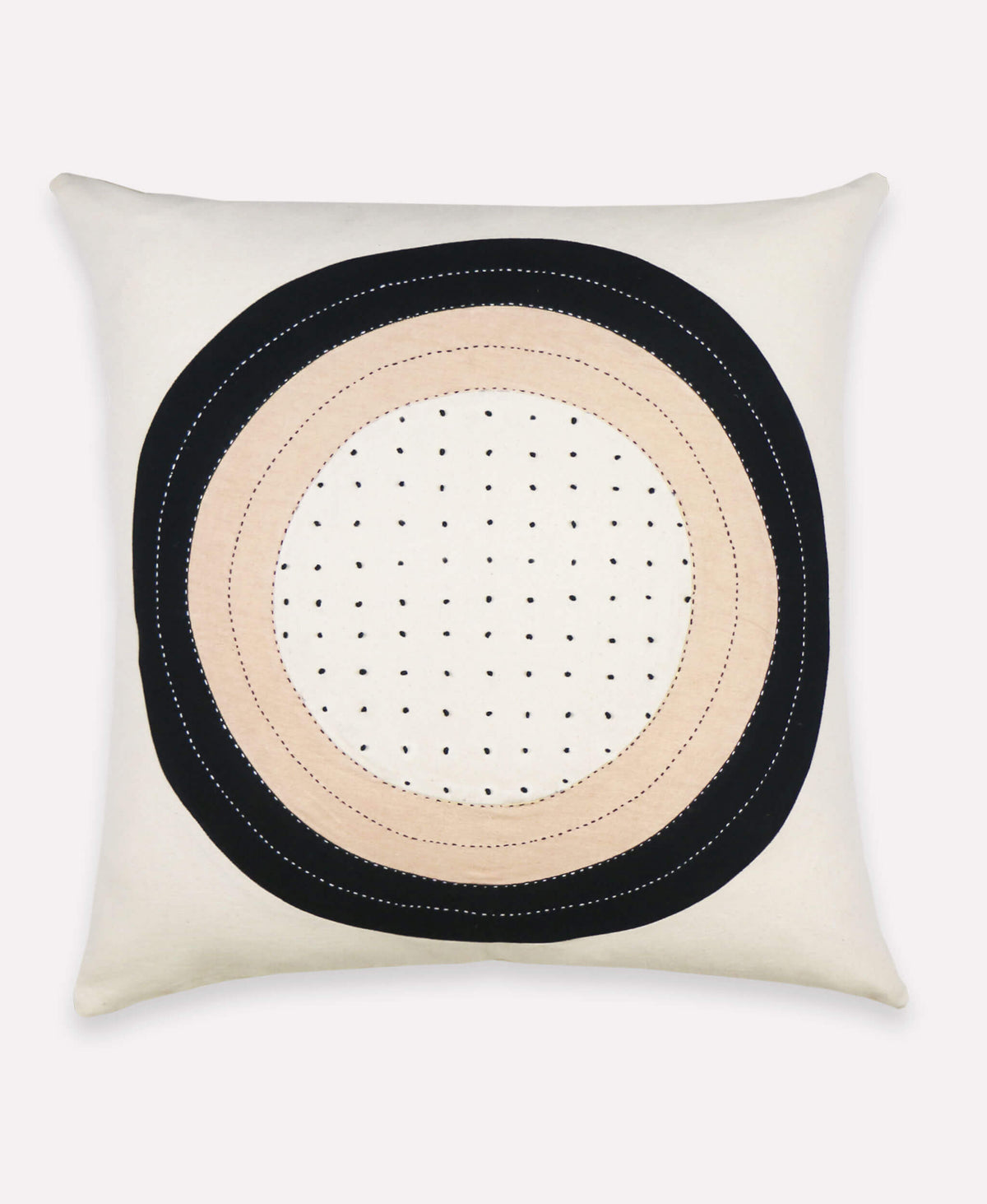 Eclipse Dot Throw Pillow Anchal Project
