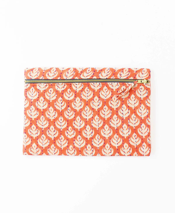 Kantha Pouch Clutch - No. 190226