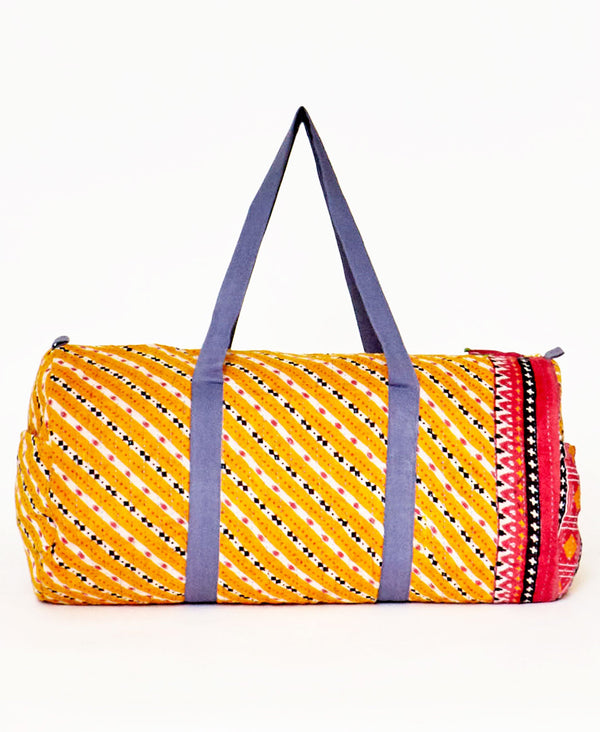 Anchal Fair Trade canvas travel bag