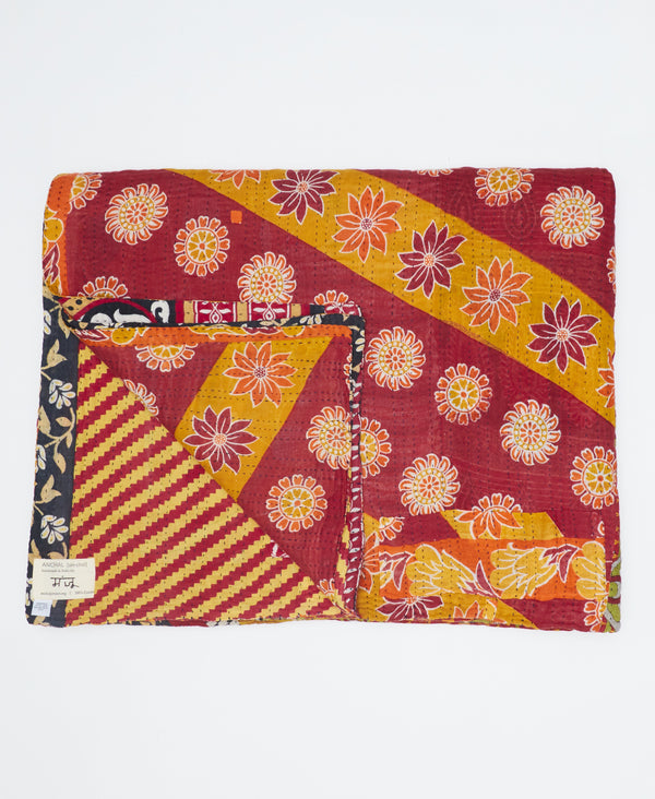 King Kantha Quilt Bedding - No. 200601