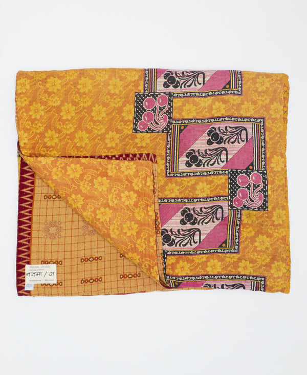 King Kantha Quilt Bedding - No. 200602
