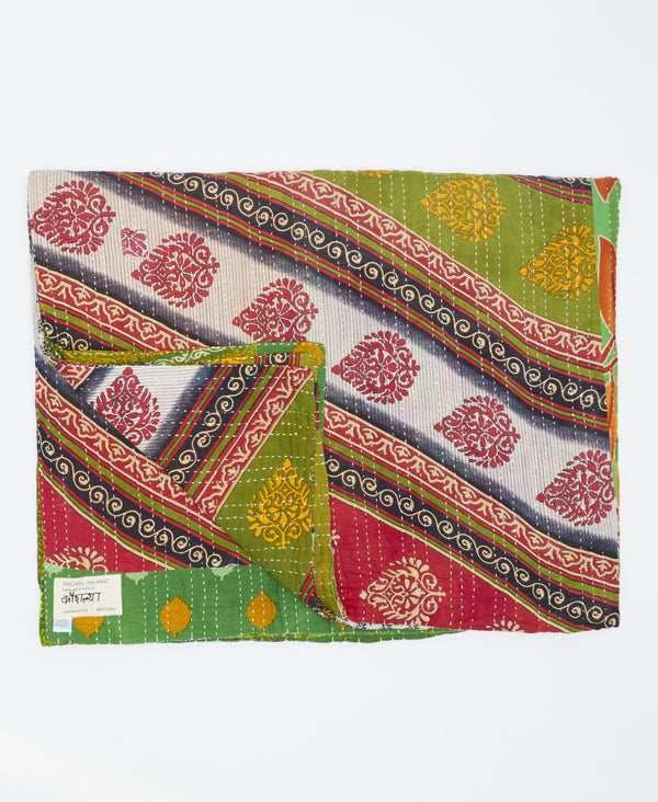 King Kantha Quilt Bedding - No. 200604
