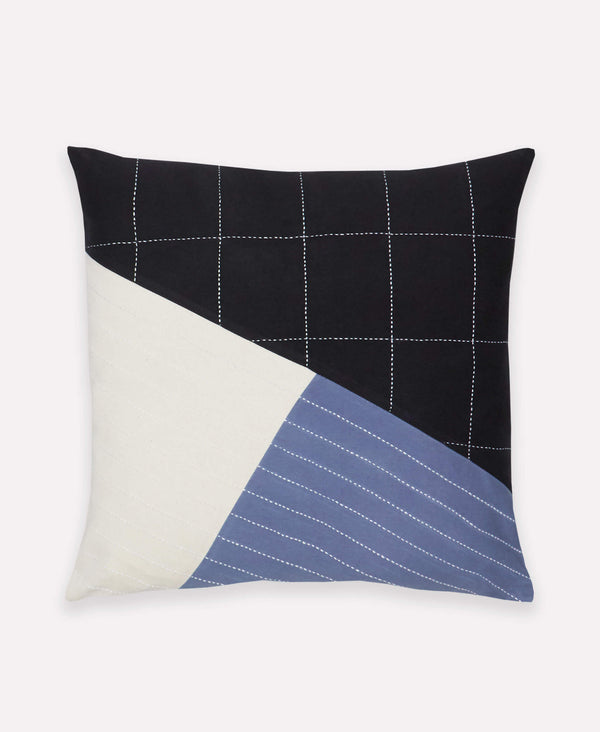 Anchal Project Naari throw pillow made from organic cotton