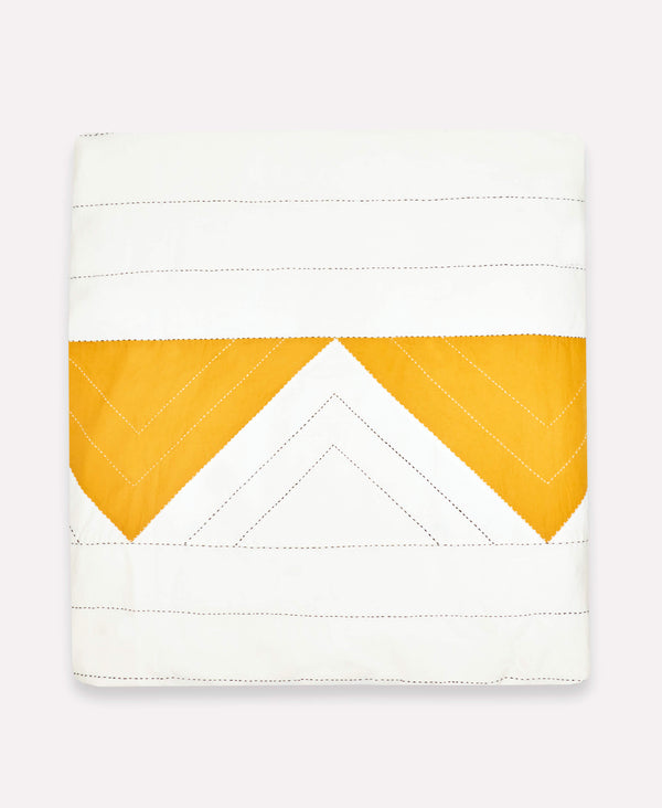 Triangle Duvet Cover