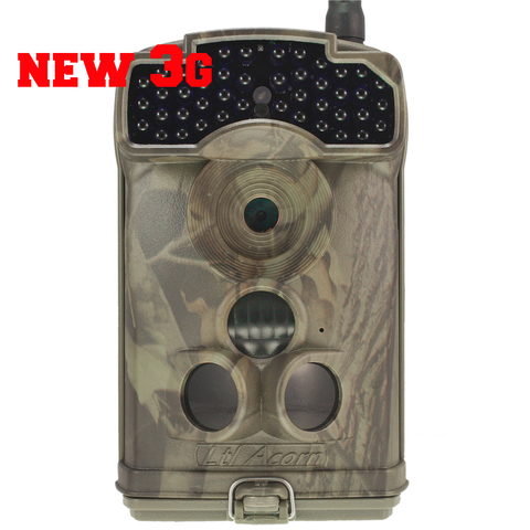 Ltl Acorn Ltl-6310MGB940 3G Cellular HD Video No-Glow Trail Camera - Basic Model
