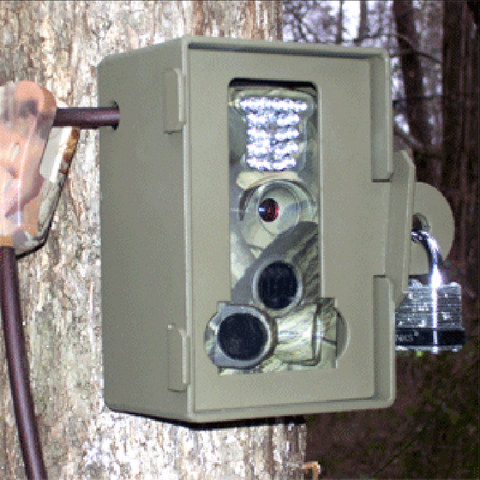 Security Box for 6210 Series Trail Camera - Heavy Duty