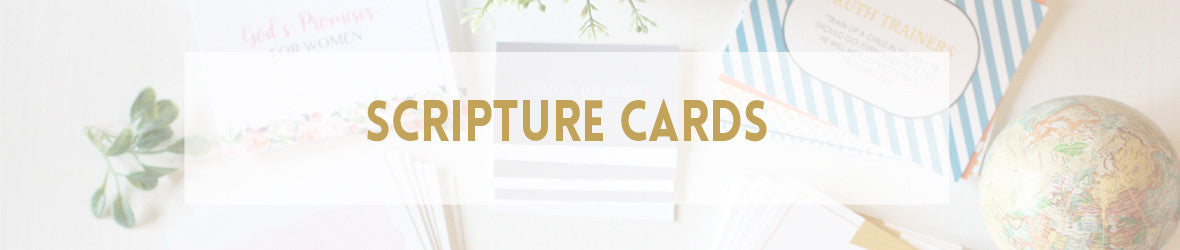 Scripture Card Collection