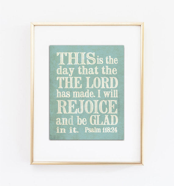 This is the Day Printable