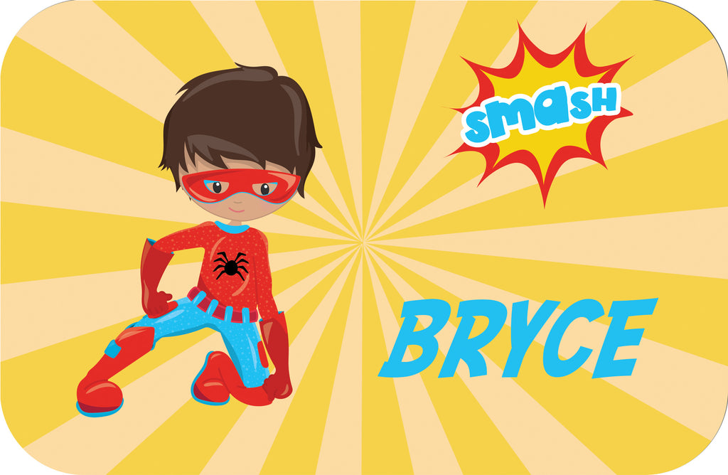 Spider Boy Placemat