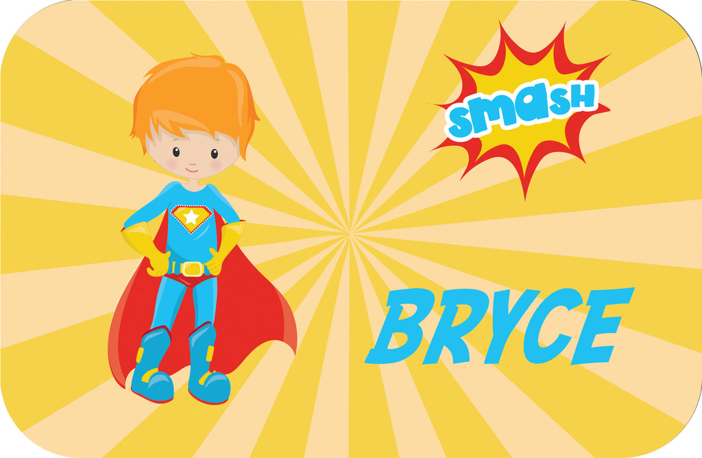 Super Boy Placemat