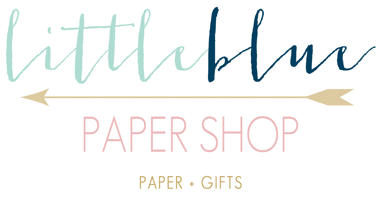 Little Blue Paper Shop