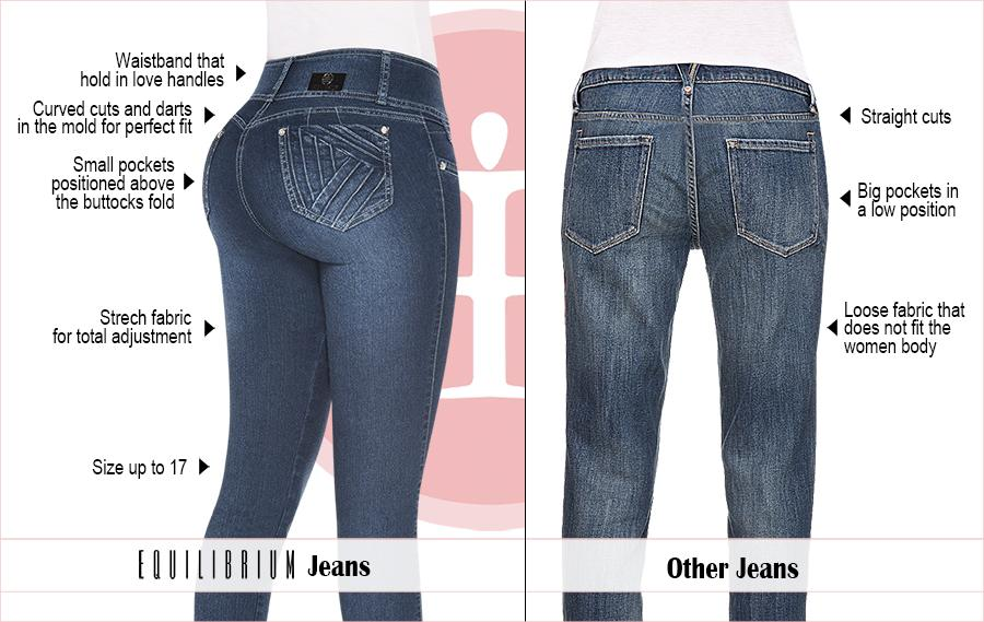 5 reasons to choose an Equilibrium Jean