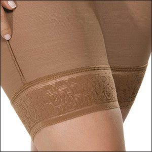 Equilibrium post op compression garment C9002 non-silicone lace