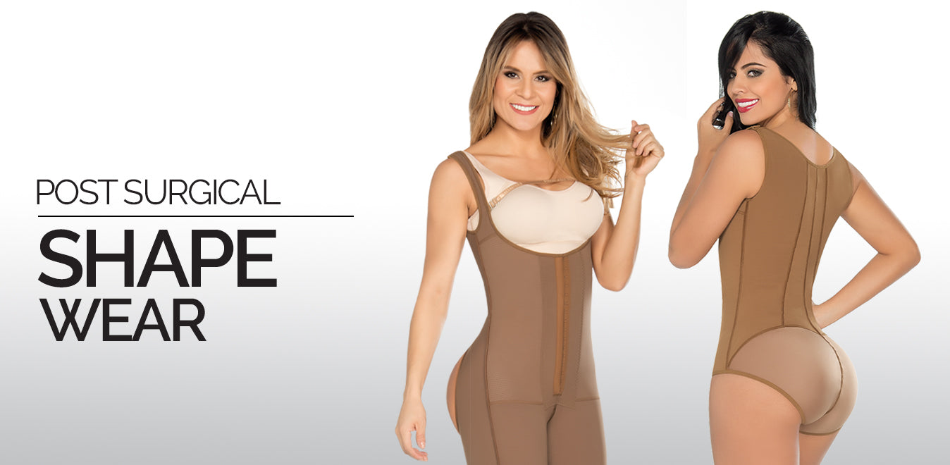 Post Op Surgery Shapewear. Body Shaper & Girdle for women. Plus Size.