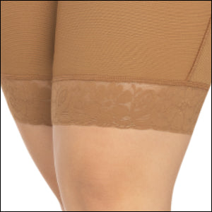 Post surgical compression lace legs C9004