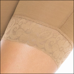 Post surgical compression lace legs C9018