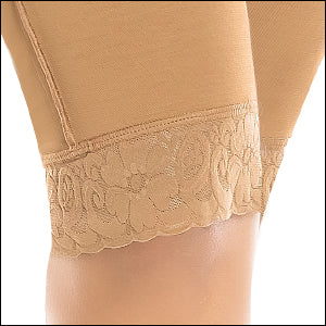 Post surgical compression lace legs C9019