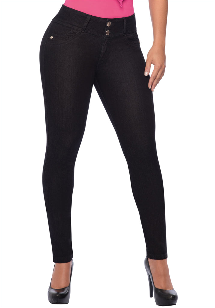 Skinny Black Jean for women - J8588
