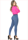 Skinny Blue Jean for women - J8905