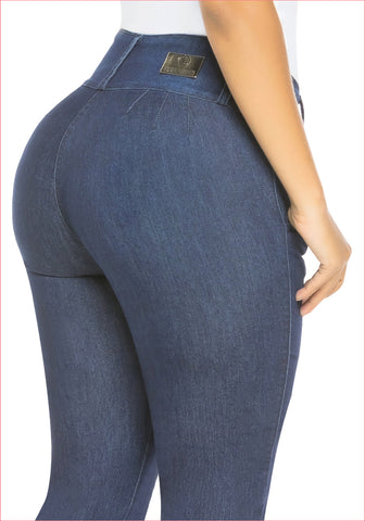 Skinny Grey Jean for women - J8841