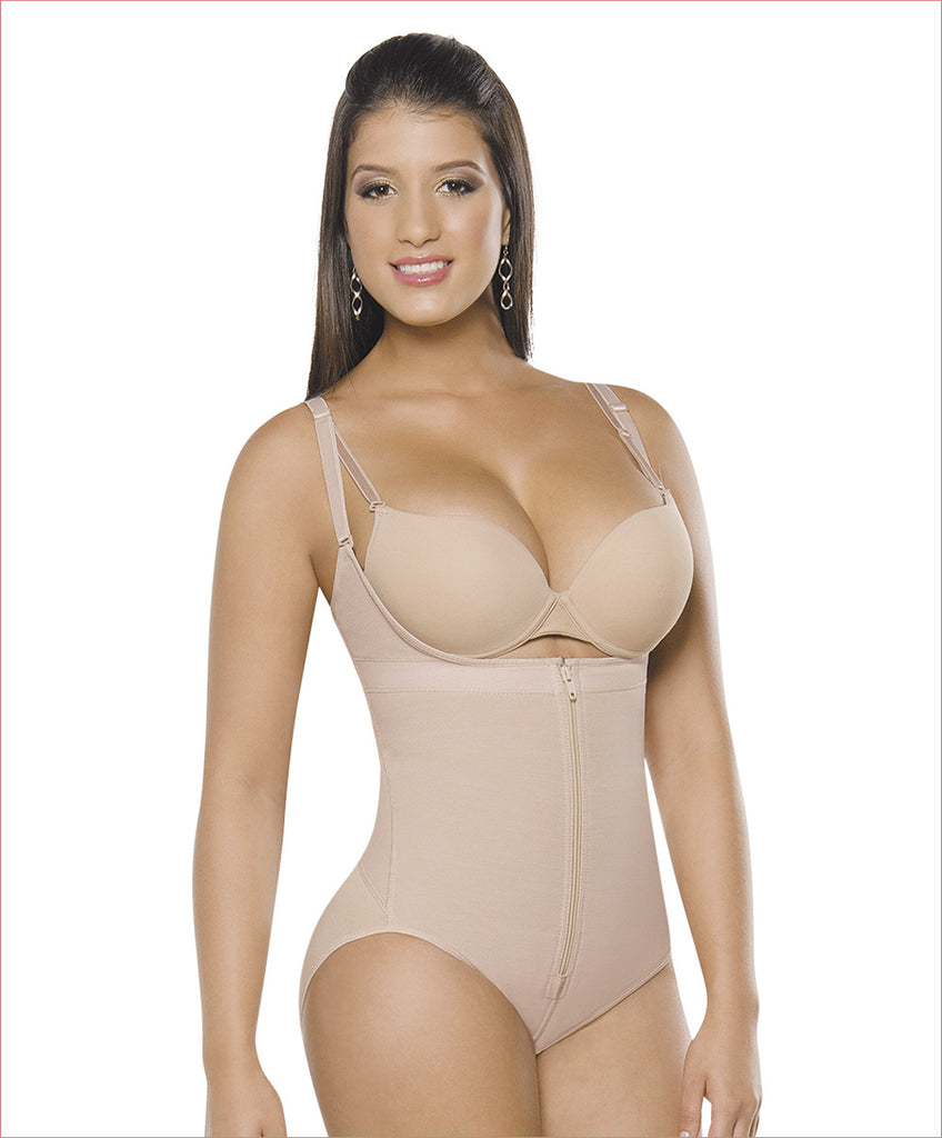 Firm compression shapewear - Panty style Bodysuit - C4150