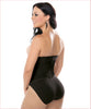 Firm compression strapless girdle - Panty style Bodysuit - C4155