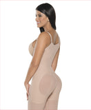 Firm compression girdle - Full leg Bodysuit - C4166