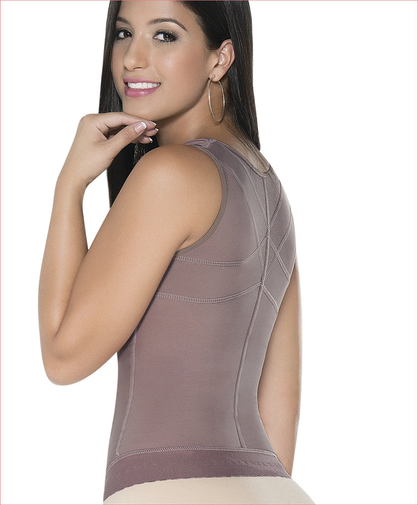 Soft and smooth shapewear Posture corrector camisole - C1006