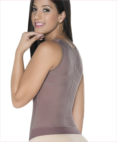 Firm compression girdle  Waist trainer cincher - C4329