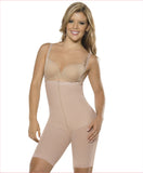 Firm compression girdle - Straight back Bodysuit - C4240