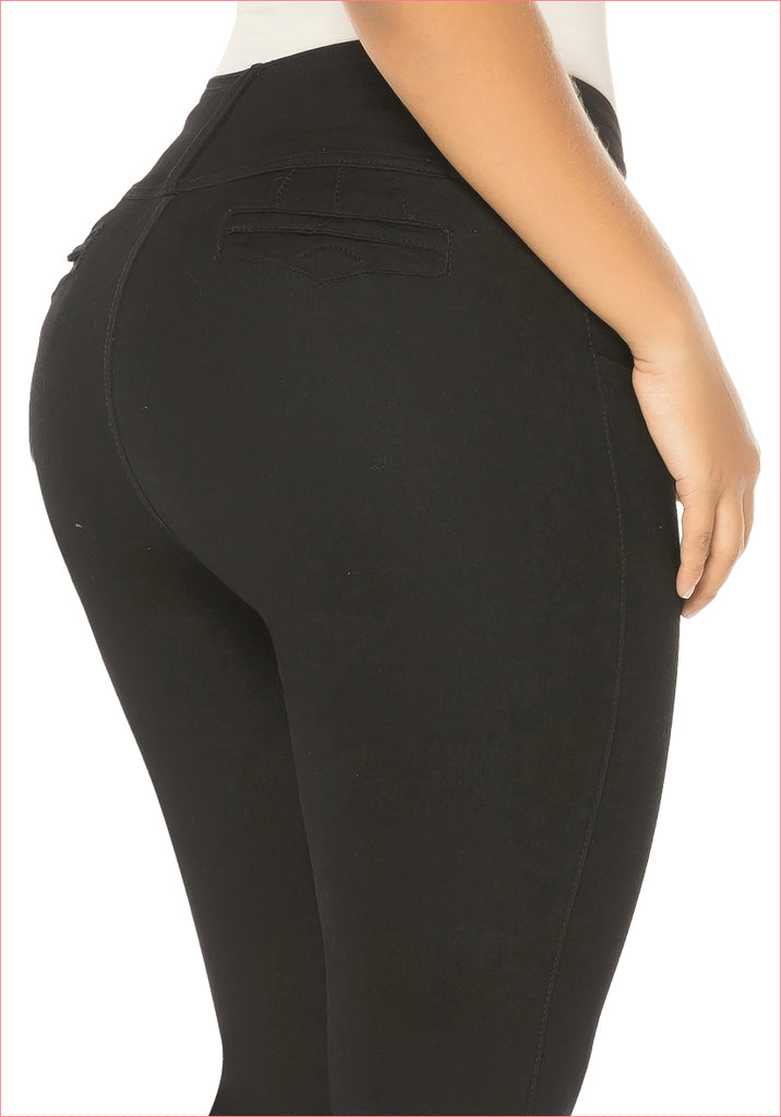 Skinny Black Jean for women - J8916