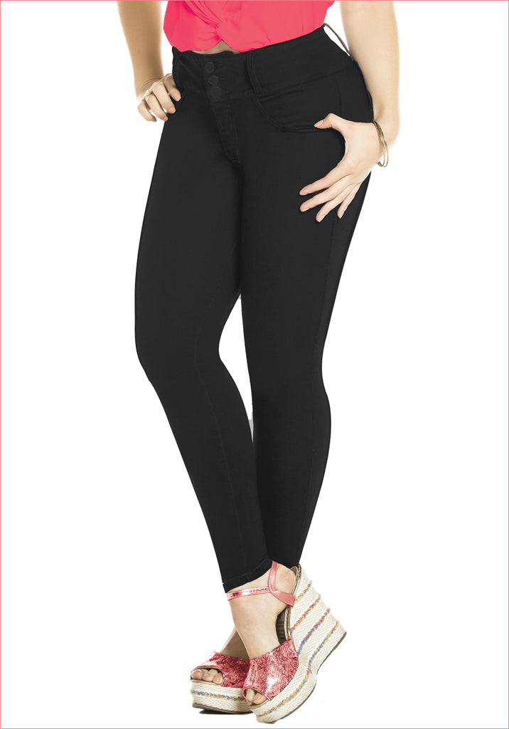 Skinny Black Jean for women - J8919