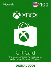 $100 USD Xbox, GIFTCARDS, XBOX - Chilecodigos
