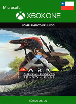ARK Survival Evolved Season Pass Xbox One - Chilecodigos