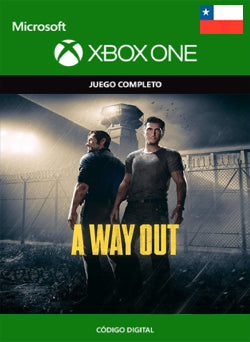 A Way Out Xbox One - Chilecodigos
