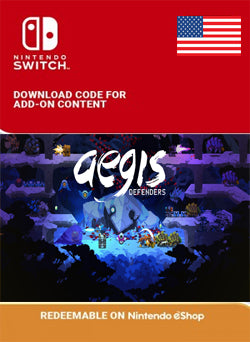 Aegis Defenders All Skins Bundle Nintendo Switch - Chilecodigos