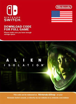 Alien Isolation Nintendo Switch - Chilecodigos