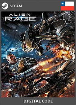 Alien Rage STEAM - Chilecodigos