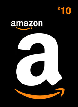$10 EUR Amazon Gift Card ESPAÑA - Chilecodigos