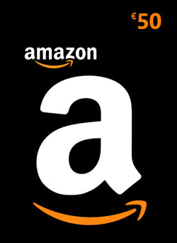 $50 EUR Amazon Gift Card ESPAÑA - Chilecodigos