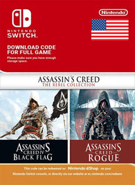 Assassins Creed The Rebel Collection Nintendo Switch - Chilecodigos