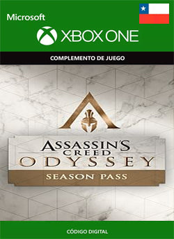 Assassins Creed Odyssey Season Pass Xbox One - Chilecodigos