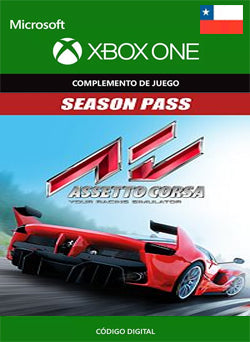 Assetto Corsa Season Pass Xbox One - Chilecodigos