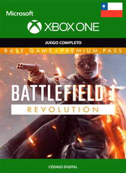 Battlefield 1 Revolution Xbox One - Chilecodigos