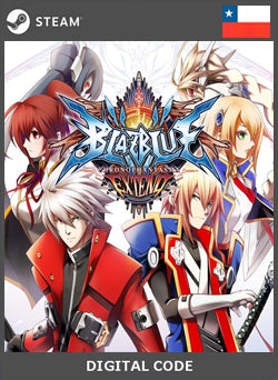 BlazBlue Chronophantasma Extend STEAM - Chilecodigos