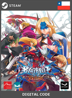 BlazBlue Continuum Shift Extend STEAM - Chilecodigos