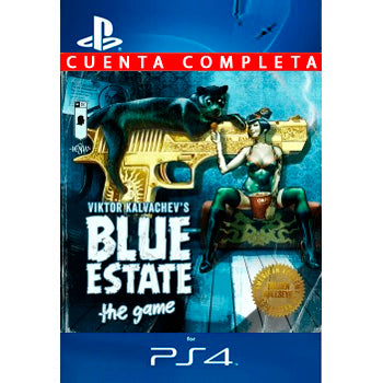 Blue Estate PS4