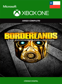 Borderlands The Handsome Collection Xbox One - Chilecodigos