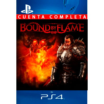 Bound By Flame PS4 - Chilecodigos